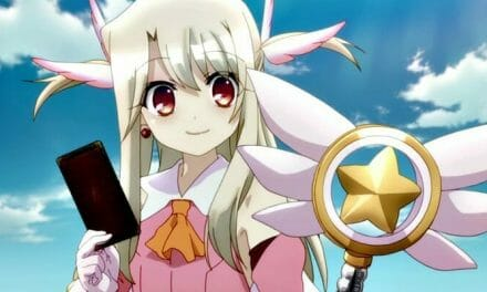 Second Fate/kaleid liner Prisma Illya 2wei Herz! Promo Surfaces