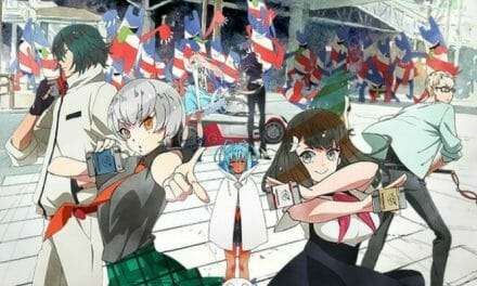 Gatchaman Crowds insight Gets New Character Art & Info