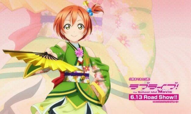 Love Live!'s Rin Hoshizora Gets Ramen Branding Deal