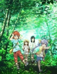 Non Non Biyori Repeat Key Visual 003 - 20150527