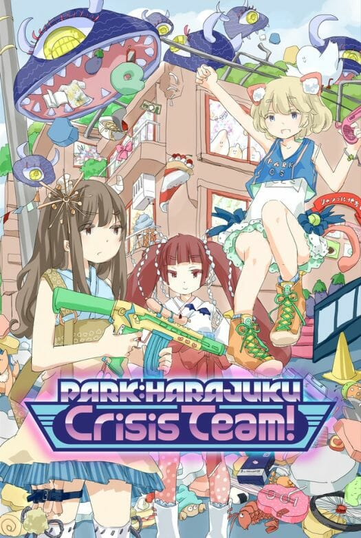 Park Harajuku Crisis Team Key Visual 001 - 20150522