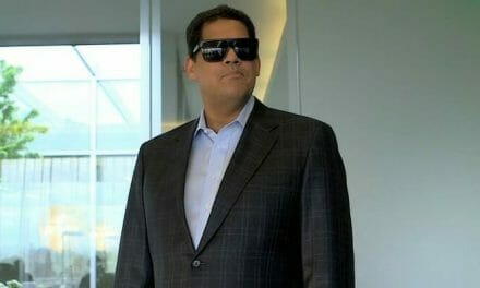 Reggie Fils-Aimé Is The Hero We Need In Kill La Kill Opening Parody