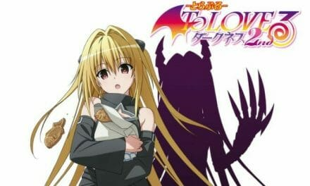 To Love-Ru -Trouble- Darkness 2nd To Premiere On 7/6/2015