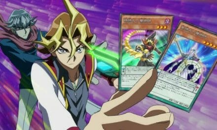 Konami Streams Yu-Gi-Oh! Arc-V's English Opening