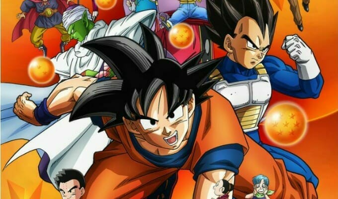Funimation to Stream Dragon Ball Super Dub Starting 12/5/2017