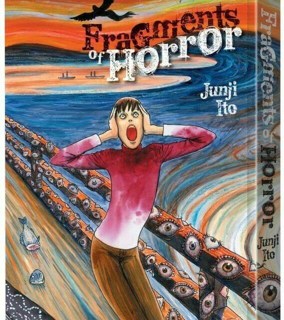 Junji Ito's Fragments of Horror Hits Stores 6/16/2015