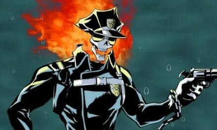 New Inferno Cop Short Screened At AnimeNEXT