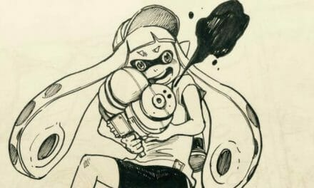 Solanin Author Inio Asano Sketches Splatoon Art