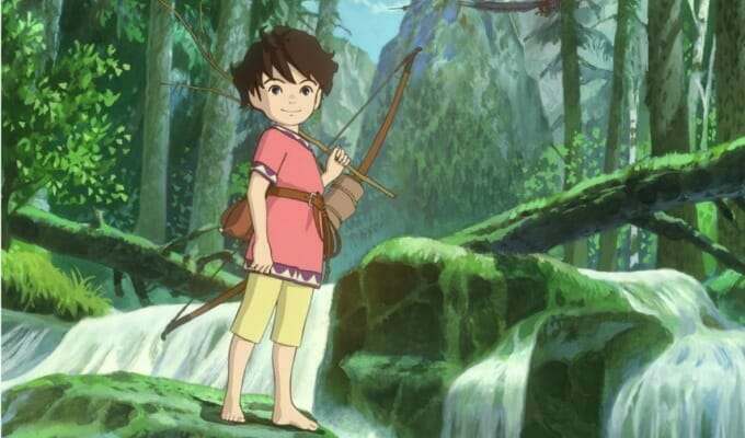 Studio Ghibli Dubbing Only Yesterday, Ronja