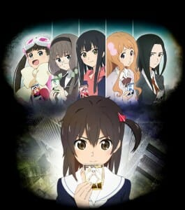 Selector Infected Wixoss Key Visual 001 - 20150615