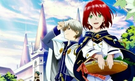 "Viz Media Licenses ""Snow White with the Red Hair"" Manga"