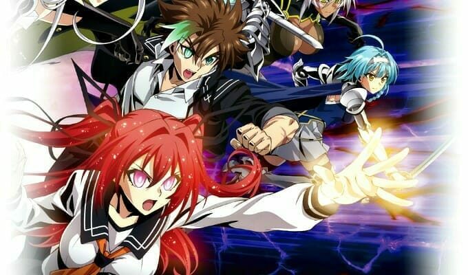 The Testament of Sister New Devil BURST's PV, Staff, Cast, Visual Revealed