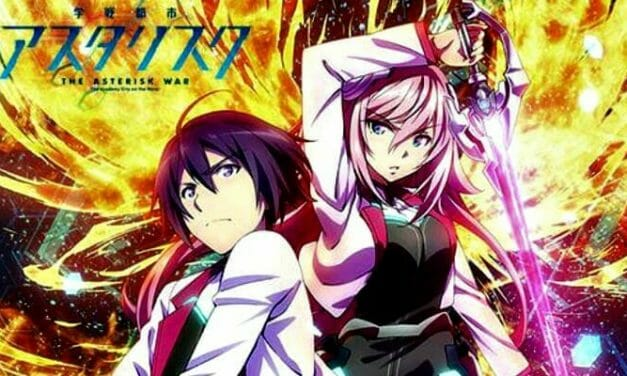 Aniplex Streams English-Subbed Asterisk Wars Trailer