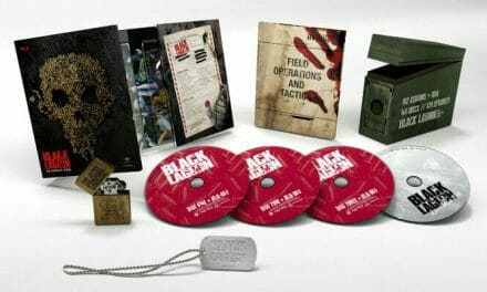FUNimation Shows Off Black Lagoon Collector's Edition