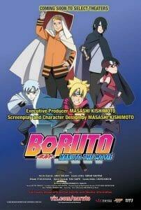 Boruto - Naruto The Movie Poster 001 - 20150728