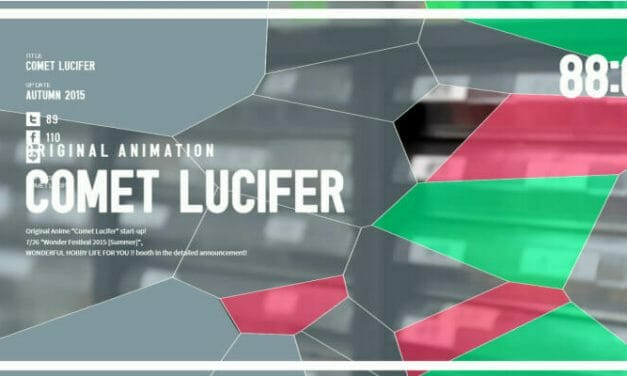 Bandai Visual Launches Comet Lucifer Anime Website