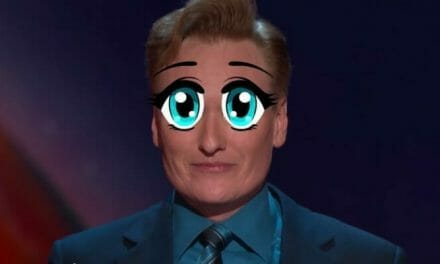 Conan O'Brien Shows His Moe Side In Anime-Themed Sketch