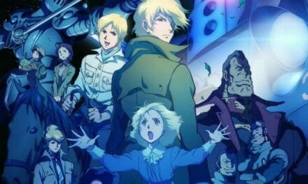 Mobile Suit Gundam: The Origin IV Japanese Cast, Visuals Unveiled