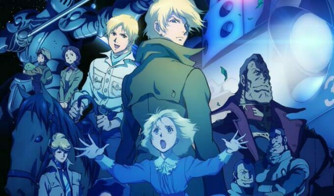 First Gundam The Origin IV Visual Hits The Web