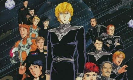 Production I.G. Working On Legend of the Galactic Heroes Anime