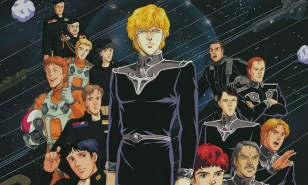 Anime Expo 2015: Sentai Adds Legend of the Galactic Heroes