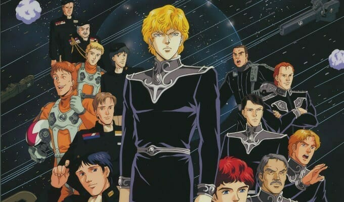 Anime Expo 2015: Viz Adds Legend of the Galactic Heroes Novels