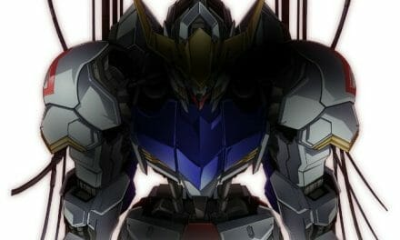 New Gundam Revealed On G-Tekketsu Teaser Site