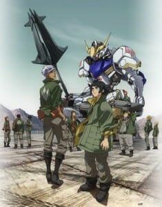 Mobile Suit Gundam G-Tekketsu Key Visual 001 - 20150715