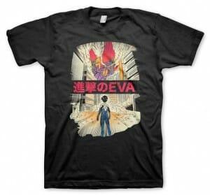 Shingeki no Eva Shirt 001 - 20150719