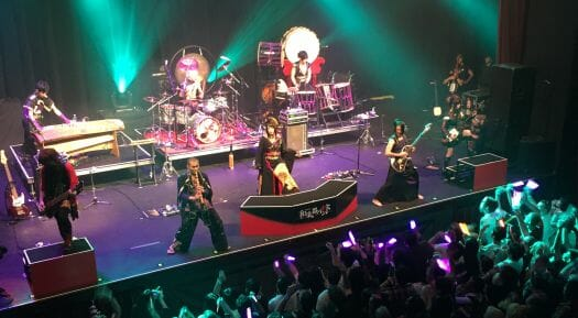 Wagakki Band Anime Expo 002 - Resized - 20150726