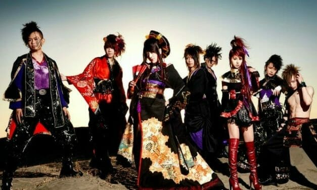 Anime Expo 2015: Wagakki Band Rocks AX
