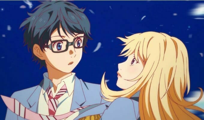 "Anime Boston 2016 Hosting ""Your Lie In April"" Launch Party"