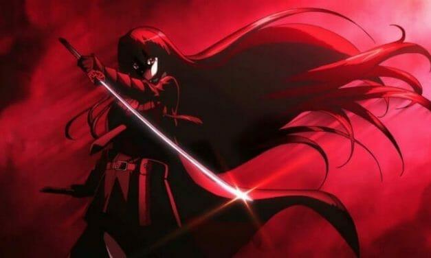 Toonami Airs Akame ga Kill! Promo