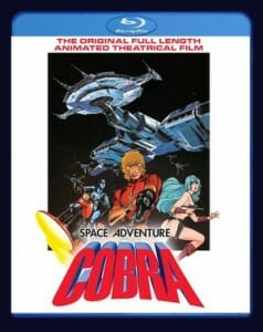 Cobra Movie Blu-Ray 001 - 20150827
