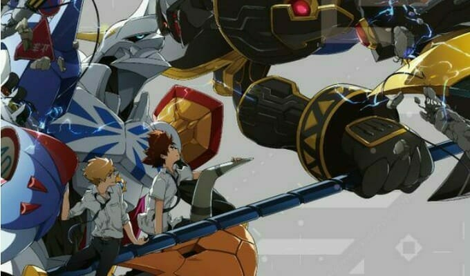 New Digimon Adventure tri. Teaser, Visual Released