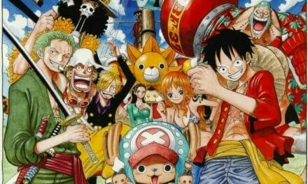 "Eiichiro Oda Draws New ""One Piece Film Gold"" Visual"