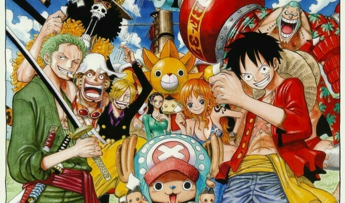 FUNimation To Simulcast One Piece – Episode of Sabo