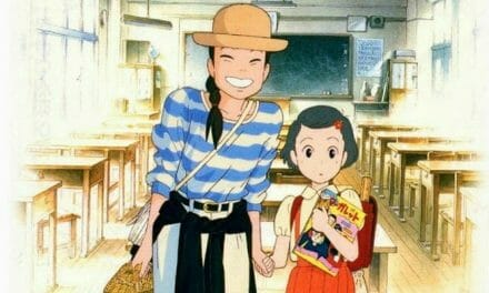 GKids Acquires Ghibli's Only Yesterday