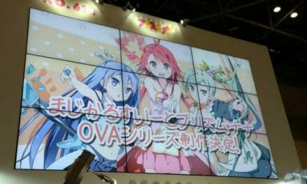 SHAFT Working On Prism Nana OVA Series