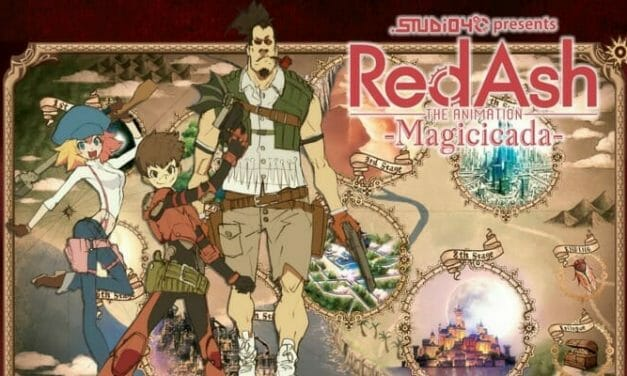 Red Ash Anime Kickstarter Reaches Funding Goal