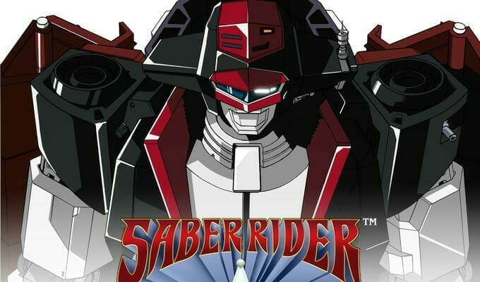 Saber Rider 3DS, PC Game Kickstarter Blasts Off