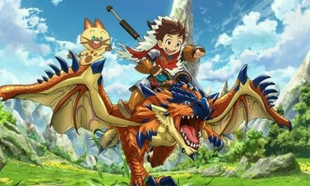 "Crunchyroll To Simulcast ""Monster Hunter Stories: Ride On"""