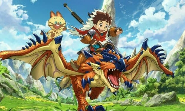 Monster Hunter Stories Anime Strikes Fuji TV In 2016
