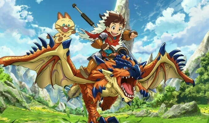Otakon 2016: Funimation Adds Monster Hunter Stories: Ride On Anime