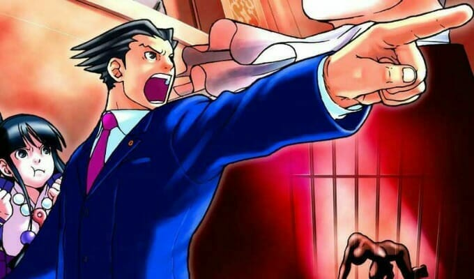 OBJECTION! An Ace Attorney Anime Is In The Works!