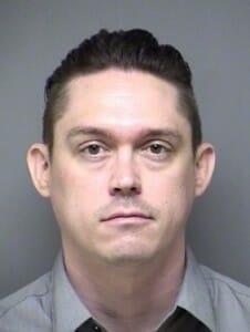 Scott Freeman Mugshot provided by Denton County Court