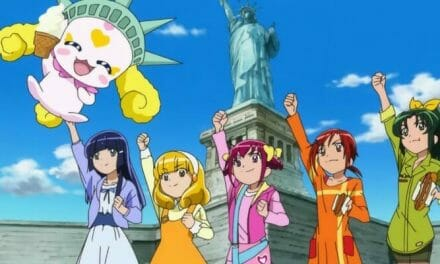 """Glitter Force"" Season 2 Hits Netflix On 8/26/2016"