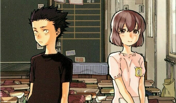 """A Silent Voice"" Film Slated For Fall 2016 Premiere"