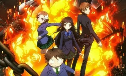Accel World: Infinite Burst Gets A New Visual, 7/23 Premiere