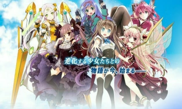 Ange Vierge TCG Gets Anime Adaptation